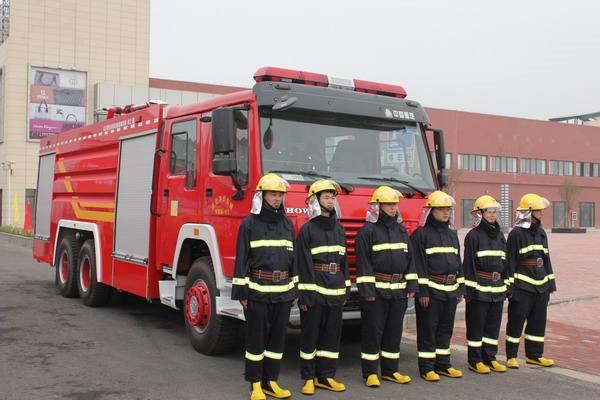 消防队通过群发短信平台,做好冬季市民安全提醒