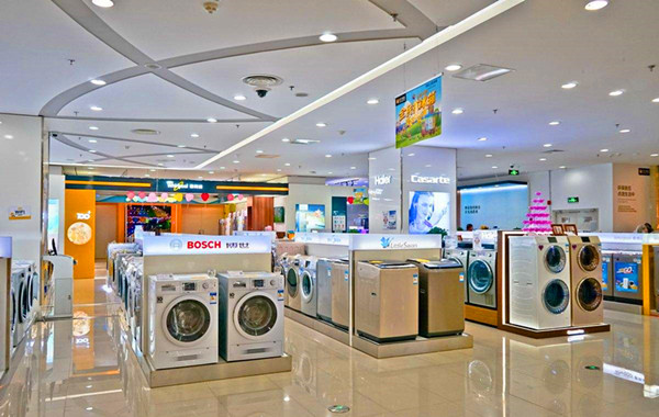短信平台在电器商场具体应用及其模板