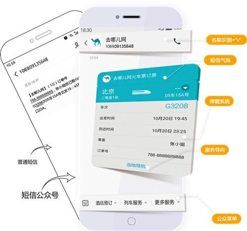 传统短信pk智能短信